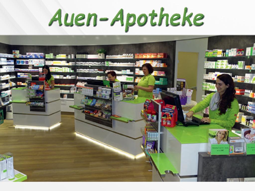 auen apotheke suhl