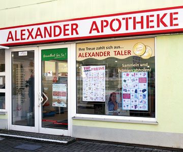 alexander apotheke suhl