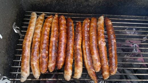 thueringer bratwurst