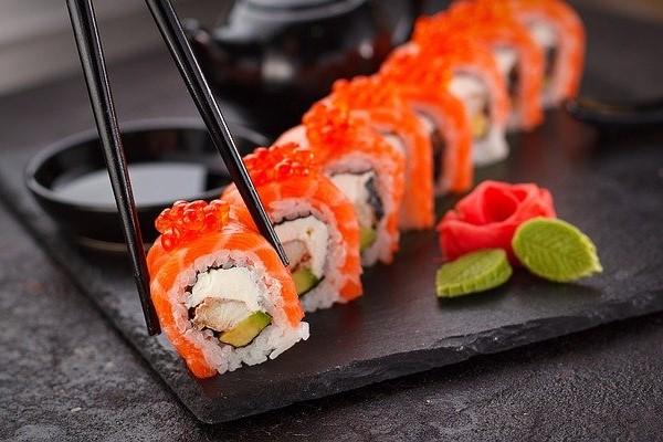 gastmahl des meeres suhl - sushi
