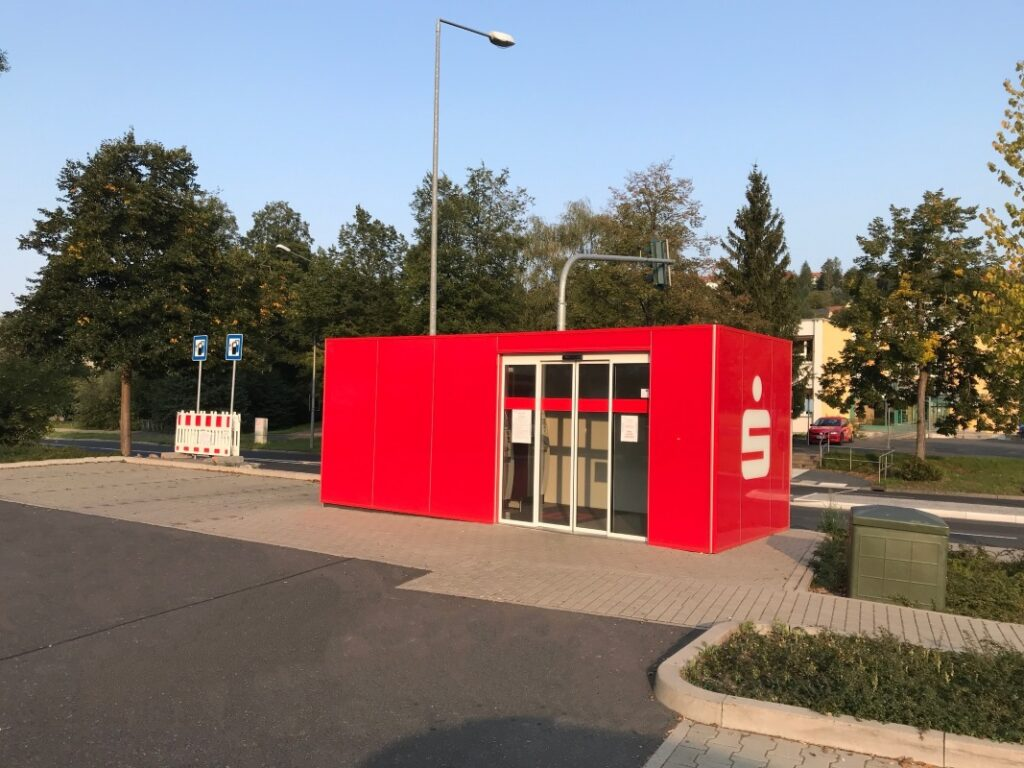 sparkasse suhl container