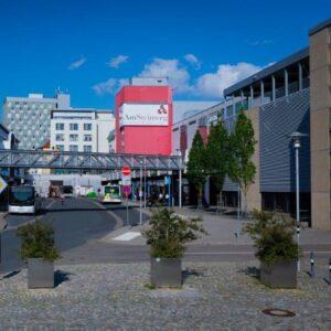 Suhl Innenstadt Lauterbogencenter