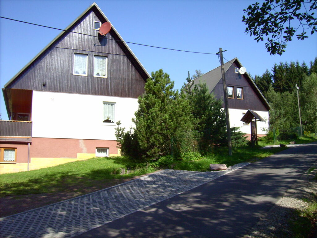 Ferienhaus Geiersberg Suhl