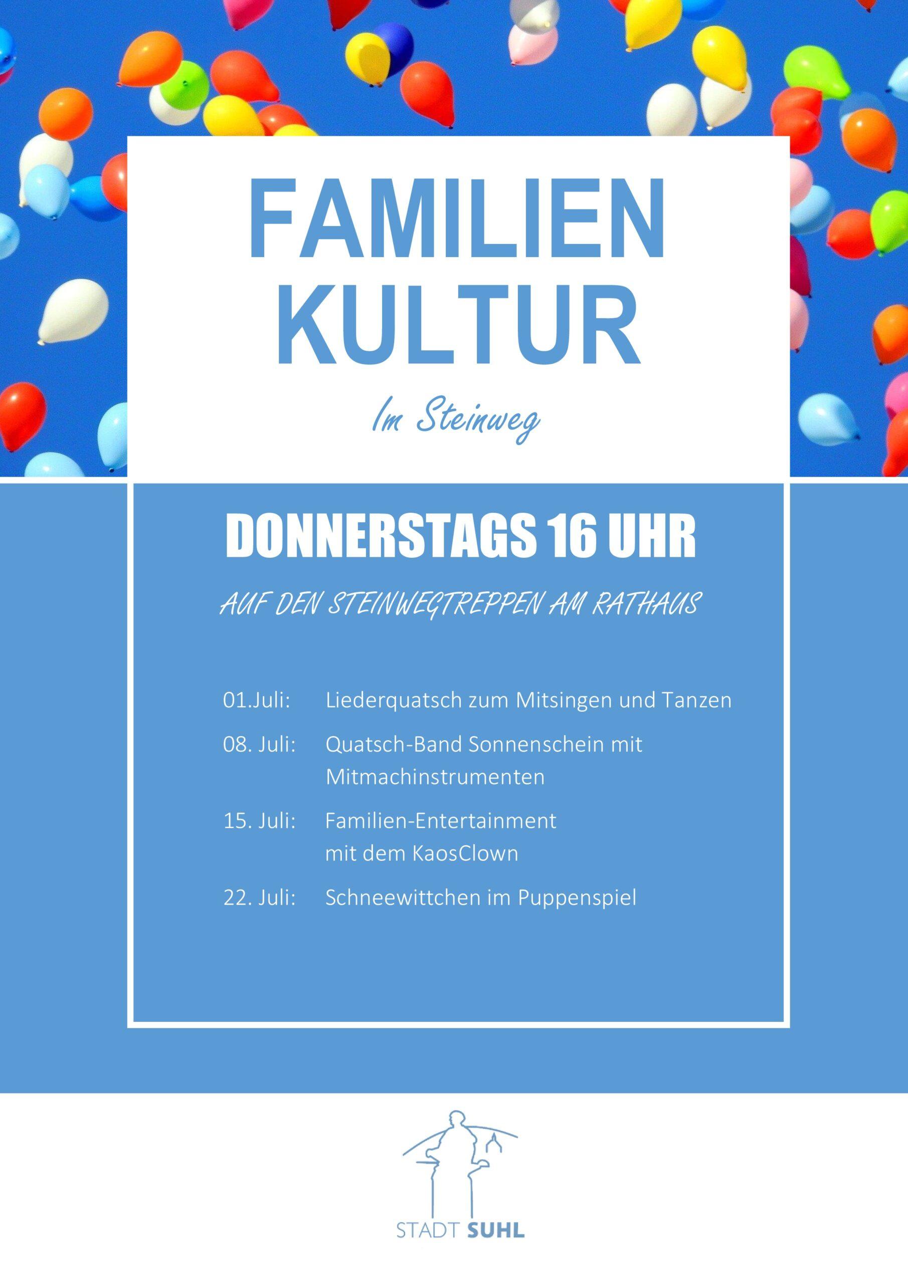 Familienkultur Steinweg